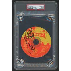 "Chad Gray  Vinnie Paul Signed Hellyeah ""Hellyeah"" CD (PSA Encapsulated)"