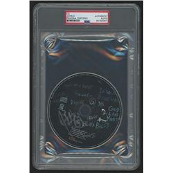 """John 5 Signed """"Songs for Sanity"""" CD (PSA Encapsulated)"""