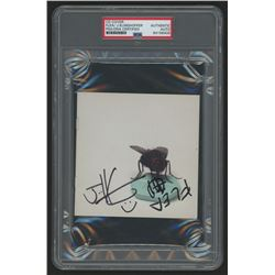 """Flea  Josh Klinghoffer Signed Red Hot Chili Peppers """"I'm With You"""" CD Cover (PSA Encapsulated)"""