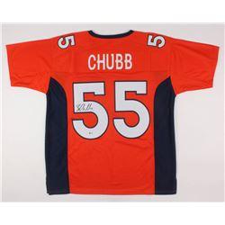 Bradley Chubb Signed Jersey (Beckett COA)