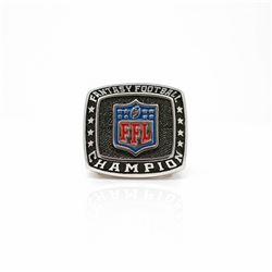 Fantasy Football Championship Ring from Fantasy Champs