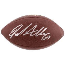 Jared Allen Signed NFL Football (Beckett COA)