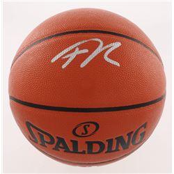 Giannis Antetokounmpo Signed NBA Game Ball Series Basketball (JSA Hologram)