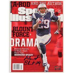 LeGarrette Blount Signed Sports Illustrated Magazine (Your Sports Memorabilia Store COA)