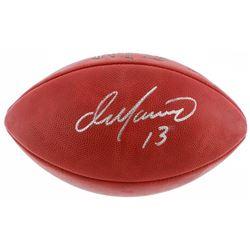 Dan Marino Signed Official NFL Football (Fanatics Hologram)