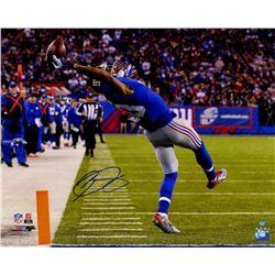 "Odell Beckham Jr. Signed New York Giants ""The Catch"" 16x20 Photo (Steiner COA)"
