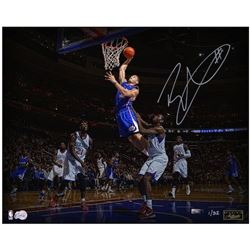 """Blake Griffin Signed Los Angeles Clippers """"Poetry in Motion"""" 16x20 LE Photo (Panini COA)"""