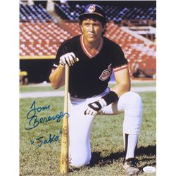 "Tom Berenger Signed ""Major League"" 11x14 Photo Inscribed ""Jake"" (JSA COA)"
