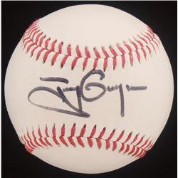 Tony Gwynn Signed OL Baseball (JSA COA)