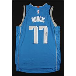 Luka Doncic Signed Dallas Mavericks Jersey (JSA COA)
