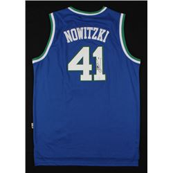 Dirk Nowitzki Signed Dallas Mavericks Jersey (JSA COA)