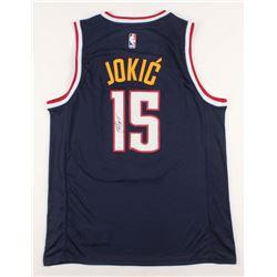 Nikola Jokic Signed Denver Nuggets Jersey (JSA COA)