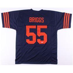 Lance Briggs Signed Jersey (Beckett COA)