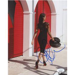 Jessica Alba Signed 8x10 Photo (JSA COA)