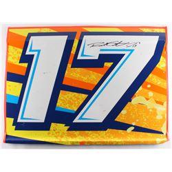 Ricky Stenhouse Jr. Signed Race-Used Sunny D #17 Full Door Sheet Metal (PA COA)