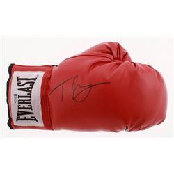 Tyson Fury Signed Everlast Boxing Glove (Beckett COA)