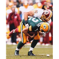Ryan Kerrigan Signed Washington Redskins 16x20 Photo (JSA COA)