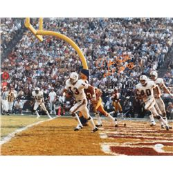 "Jake Scott Signed Miami Dolphins 16x20 Photo Inscribed ""MVP SB VII"" (JSA COA)"