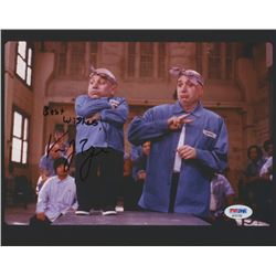 "Verne Troyer Signed ""Austin Powers"" 8x10 Photo Inscribed ""Best Wishes"" (PSA COA)"