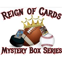 Reign of Cards Mystery Box Series - 1