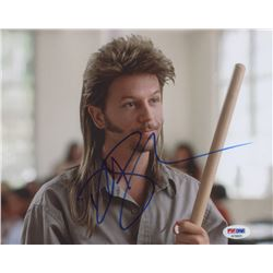"David Spade Signed ""Joe Dirt"" 8x10 Photo (PSA COA)"