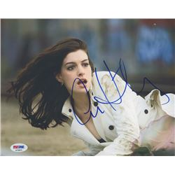 "Anne Hathaway Signed ""Get Smart"" 8x10 Photo (PSA COA)"