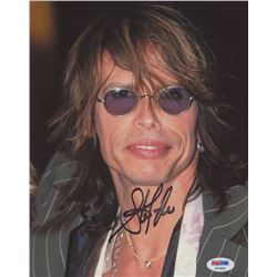 Steven Tyler Signed 8x10 Photo (PSA COA)