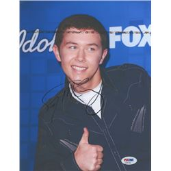 Scotty McCreery Signed 8x10 Photo (PSA COA)