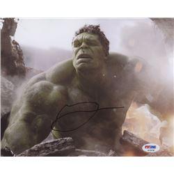 "Mark Ruffalo Signed ""The Avengers"" 8x10 Photo (PSA COA)"