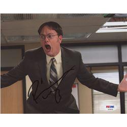 "Rainn Wilson Signed ""The Office"" 8x10 Photo (PSA COA)"