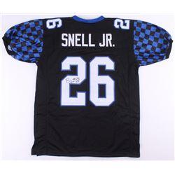 Benny Snell Jr. Signed Jersey (JSA COA)