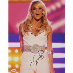 Carrie Underwood Signed 11x14 Photo (PSA COA)