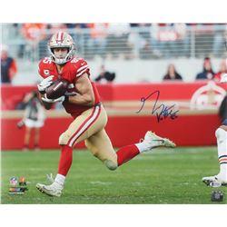 George Kittle Signed San Francisco 49ers 16x20 Photo (Beckett COA)