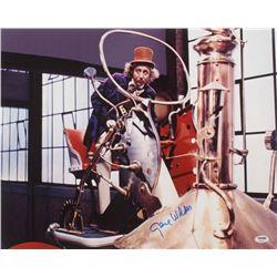 "Gene Wilder Signed ""Willy Wonka  The Chocolate Factory"" 16x20 Photo (PSA COA)"