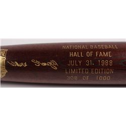 Willie Stargell LE Custom Engraved Louisville Slugger Powerized Hall of Fame Logo Baseball Bat