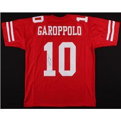Jimmy Garoppolo Signed Jersey (JSA COA)
