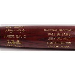 LE Custom Engraved Louisville Slugger Powerized Hall of Fame Logo Baseball Bat with Don Sutton, Geor