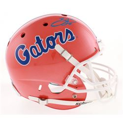 Emmitt Smith Signed Florida Gators Full-Size Helmet (Beckett COA  Prova Hologram)