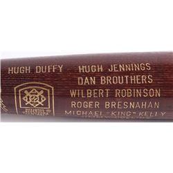 Louisville Slugger LE National Baseball Hall of Fame Inaugural Class of 1945 Engraved Baseball Bat