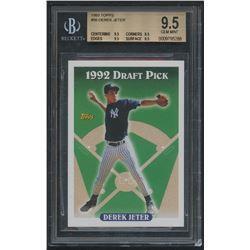 1993 Topps #98 Derek Jeter RC (BGS 9.5)