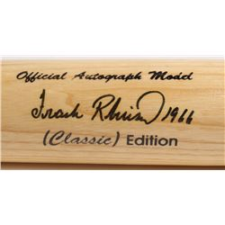 "Frank Robinson  Signed J Debeer  Son Double Headed Classic Baseball Bat Inscribed ""1966"" (PSA COA)"