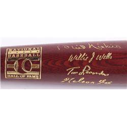 Louisville Slugger LE National Baseball Hall of Fame Inaugural Class of 1997 Engraved Baseball Bat
