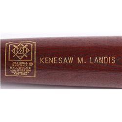 Louisville Slugger LE National Baseball Hall of Fame Inaugural Class of 1944 Engraved Baseball Bat