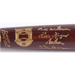 Louisville Slugger LE National Baseball Hall of Fame Inaugural Class of 1992 Engraved Baseball Bat