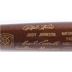 Louisville Slugger LE National Baseball Hall of Fame Inaugural Class of 1975 Engraved Baseball Bat