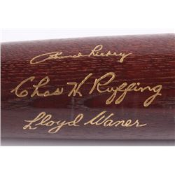 Louisville Slugger LE National Baseball Hall of Fame Inaugural Class of 1967 Engraved Baseball Bat