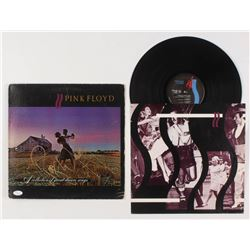"""Roger Waters Signed Pink Floyd """"A Collection of Great Dance Songs"""" Vinyl Record Album (JSA Hologram)"""