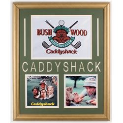 """Caddyshack"" 18x22 Custom Framed Photo Display"