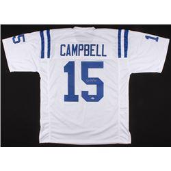 Parris Campbell Signed Jersey (Beckett Hologram)