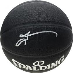 Allen Iverson Signed Basketball (Fanatics Hologram)